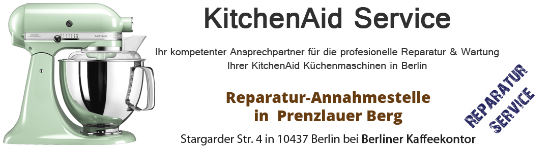 KitchenAid Reparatur Service Berlin